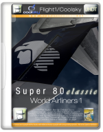 Super 80 World Airliners 1