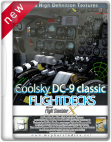 dc9 flightdecks box