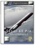 Super 80 Pro World Airliners 2