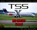 TSS MD8X JT8D Soundpack for FSX